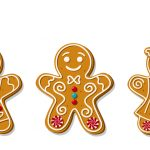 心理テスト|人の形をしたクッキー「あなたはどこから食べる?」